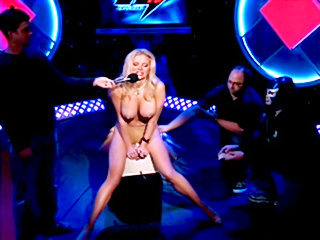 howard stern live sex show
