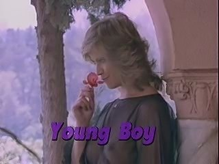 Marilyn Chambers And Young Boy