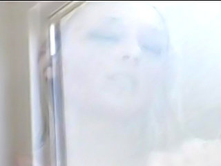 A very nice petite blond girl gets fucked in the shower! Very nice fucking going on!