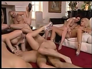 Reality dating show turns into an orgy