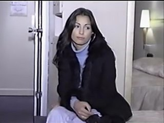 Czech brunette Anetta Keys fucking in the hotel