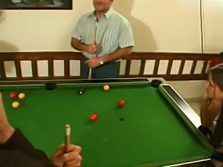 billiard groupsex