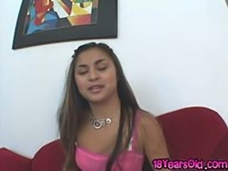 Filapina adorable teen Michelle Maylene blow job and fucking your big dick