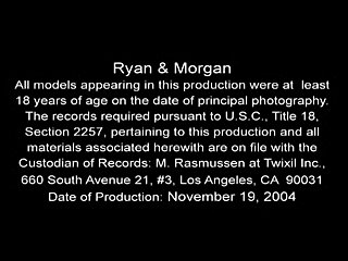 Ryan and Morgan Part 1 - LittleMutt