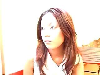 Asian teen gal.