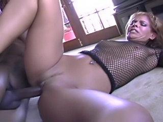 Little latina hottie can not get enough of Biggz black monstercock!