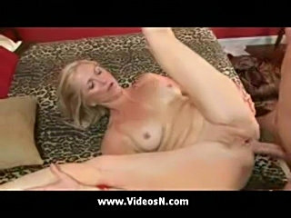Glamorous granny in stockings loves anal  free