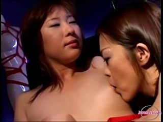 Asian girl getting her nipple sucked pussy licked fingered o free