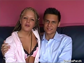 Real amature Danish Couples ,hard core fucking on cam f