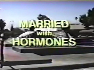 Married with Hormones feature the Undy family with Hal (Randy West), Meg (Bionca), Nellie (K.C. Williams) and Dud (Sebastian)