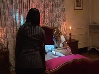 carly parker eva angelina lesbian scene
