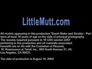 Sarah Blake and Smoke - Part 2 - LittleMutt