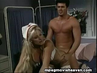 Nurse get fuck doggystyle ....  free