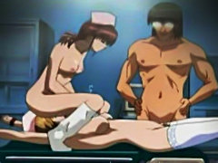 Extremely abused and aroused anime babes