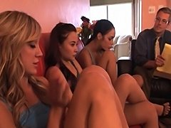 Amy Brooke Female Gangbang