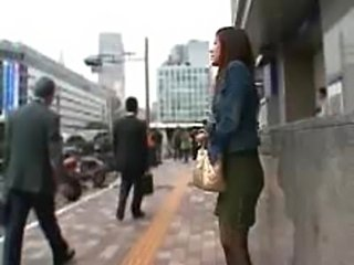 Japanese gal in different uniforms fucked in various positions.