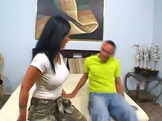 Anell lopez with her big ass and big cock of ramon  free