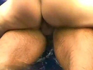Creampie in the whirlpool in the morning
