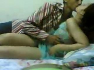 Indian leaked sex tape of Assam couple in action