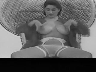 Classic natural big tits no silicone