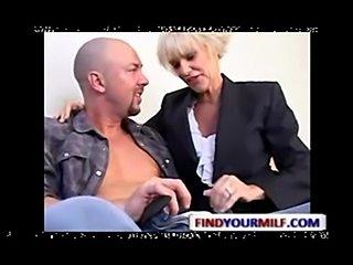 Mature mrs.lott seducing young guy  free