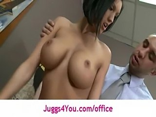 14- big tit secretaries fucked by their bosses- bigtitsatwor free