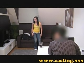 Casting - creampie shocker for new model  free