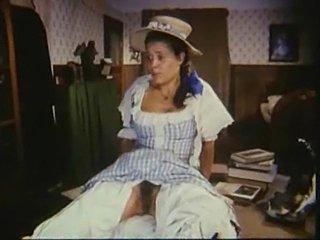 Old pervert vintage movie scene