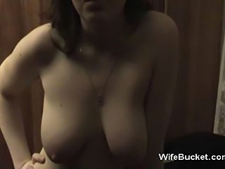 Flexible wife loves hard sex