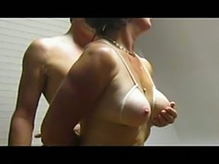 nipple play with tied up slave
