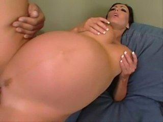 Nancy vee pregnant anal  free