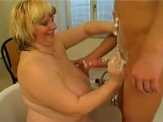June Kelly - Bathroom Sex by snahbrandy