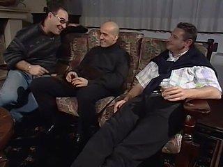 Mario Salieri. Vacanze Di Capodanno. Scene 3