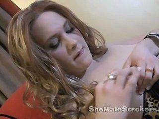 Teen Shemale Stroker Hazel Tucker