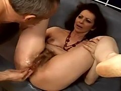 ... squirts by: TNAFlix 16:51 granny, mature, hairy, anal, squirt Up her ass ...