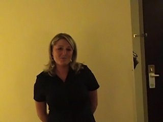 Hot mature blonde punished sucks and spanked  free