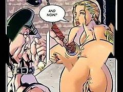 Strange Bondage sex Comics