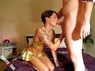 Golden babe - home made, hot mom, wife