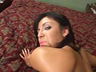 Lorena Sanchez gets fucked at home
