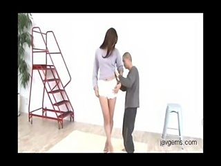 Sex with tall japanese girl  free