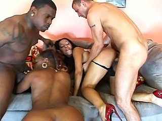 Good black girls have fun