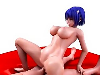 3D women getting some with life-like bouncing breast