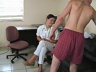 CFNM Nurse