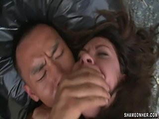 Shame on her - dahlia sin fucked in an alley  free
