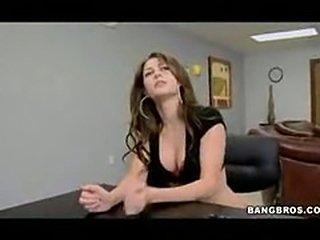 Office fuck of the Lovely secretary Jenni lee