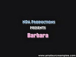 Barbara amateur creampies  free