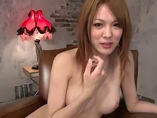 Japanese Cutie  Rei Cum Swallowing