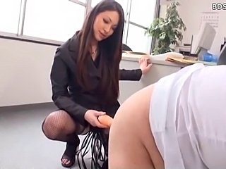Cruel Mistress Strapon Sex Spanking Femdom