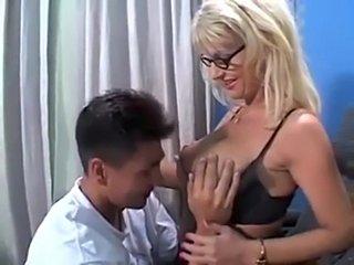 Big tit teacher  free