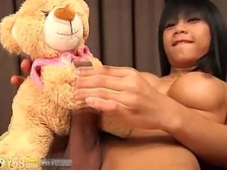 Ladyboy wants some relaxation